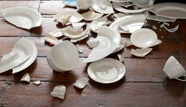I Like That Story March Blog Broken Dishes